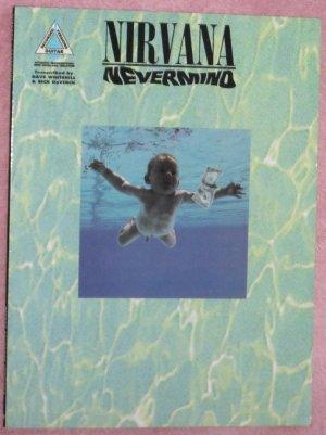 Nirvana Nevermind guitar tablature