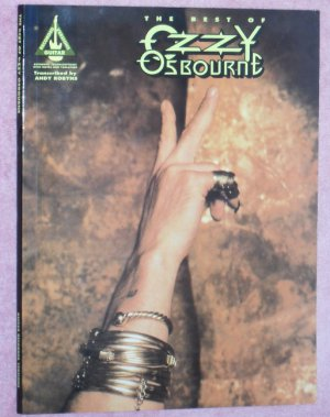 The Best of Ozzy Osbourne guitar tablature