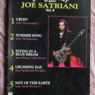Joe Satriani 5 of the Best guitar tablature
