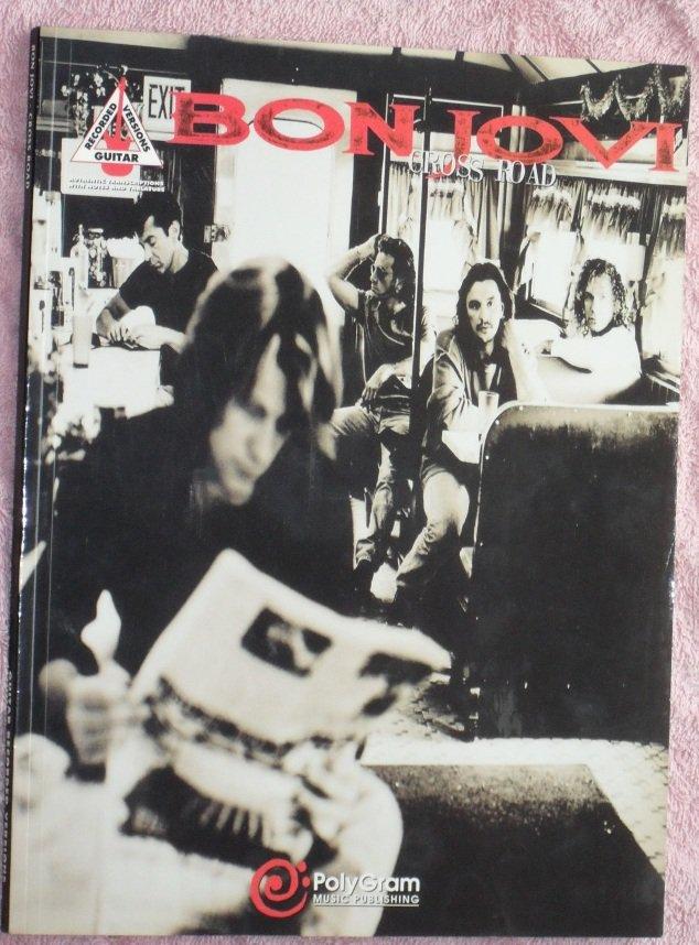 Bon Jovi Crossroads Guitar Tablature