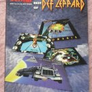 Def Leppard – the best of tablature
