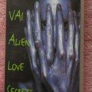 Steve Vai – Alien Love Secrets (VHS Video)