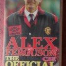 Alex Ferguson The Official History (VHS Video)