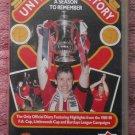 Man Utd – United in Victory (VHS Video)