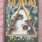Def Leppard – Hysteria audio Cassette