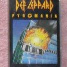 Def Leppard – Pyromania audio Cassette