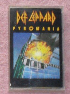 Def Leppard � Pyromania audio Cassette
