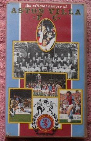 Aston Villa History (VHS Video)