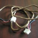 Sound Blaster to Panasonic for CD-ROM Audio Cable (White to White)