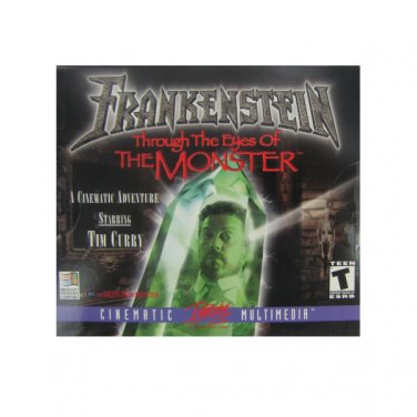 Frankenstein - Through The Eyes of The Monster (PC Game)