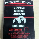 "Stanley-Bostitch Powercrown 3/8"" Staples STCR5019 (1000 Pack)"