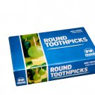Royal Round Toothpicks 800 Count Box