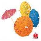 144 Umbrella Parasol Tropical Cocktail Drink Picks Toothpicks