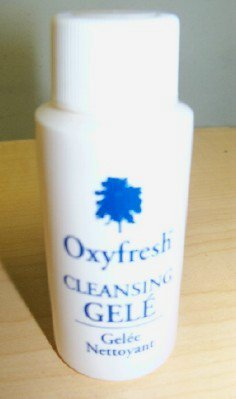 20 Lot Pack of Oxyfresh Cleansing Gel Gele - 1oz Travel Size