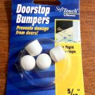 "Softtouch Waxman 5/16"" Doorstop Door Stop Bumpers"