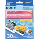 Sony SVM-30SS Cartridge and Paper