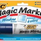 BIC Jumbo Magic Marker for Windows w/ Chisel Tip - Blue