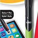 BIC 4-Color Grip Stylus and Ballpoint Pen 51869