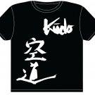 KUDO T-Shirt blk/wht-001