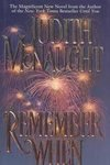 Judith McNaught - Remember When  ~ Hardcover Edition 1996 ~ 30b