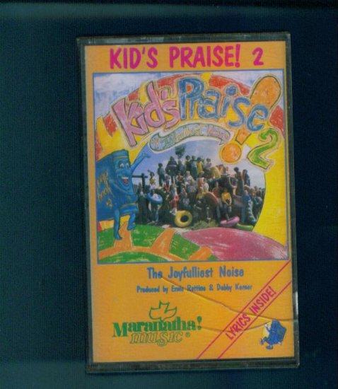 Kid's Praise! 2 Cassette Maranatha Music Lyrics Included