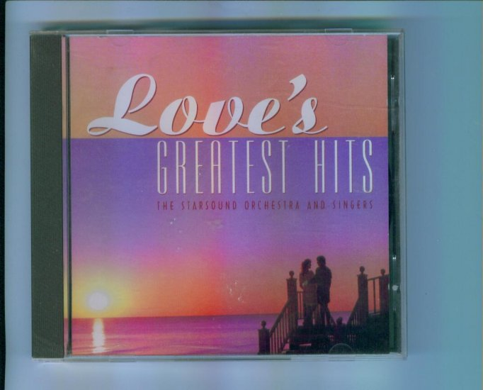 Love's Greatest Hits CD