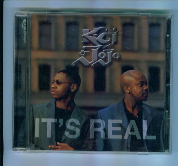 K-CI & JOJO It's Real CD Pop Rock Music