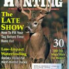 Petersen's Hunting Magazine November 2002 Gently Read Copy Back Issue