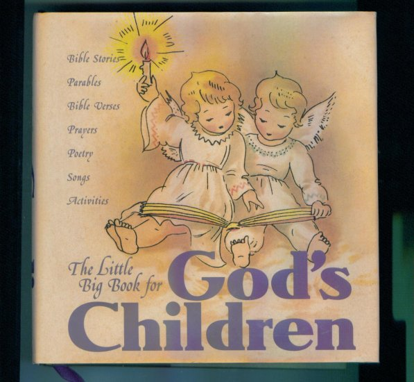 The Little Big Book for God's Children Tabori Welcome Books HC location41