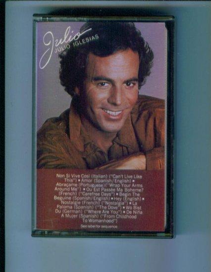Julio Iglesias Julio Music Cassette