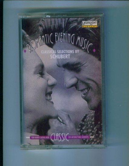Romantic Evening Music Classical Selections by Schubert Cassette Laserlight