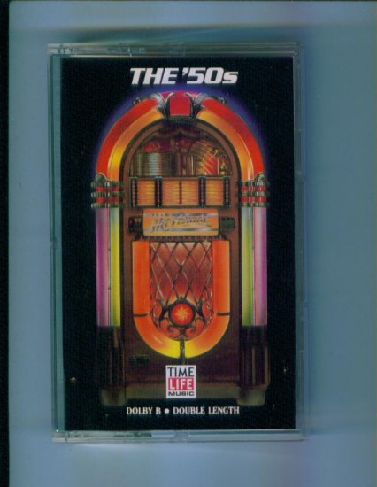 Time Life Music Your Hit Parade The 50's Cassette