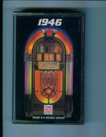 Time Life Music Your Hit Parade 1946 Cassette