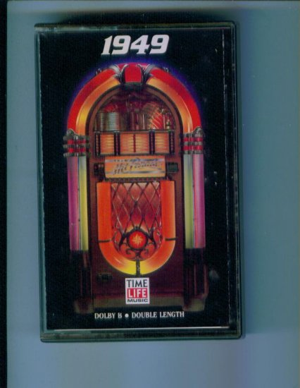 Time Life Music Your Hit Parade 1949 Cassette