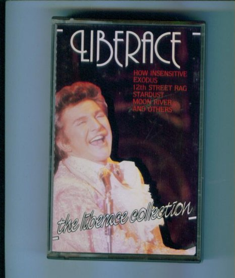 Liberace The Liberace Collection Music Cassette