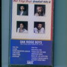 Oak Ridge Boys Oak Ridge Boys Greatest Hits 2 Two Cassette