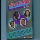 The Platters 22 Hits Twenty Two Hits Music Cassette