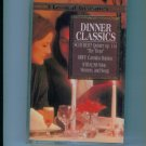 Classical Treasures Dinner Classics Cassette Classical Music
