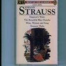 Best of the Classics 1825 - 1899 Johann Strauss Cassette
