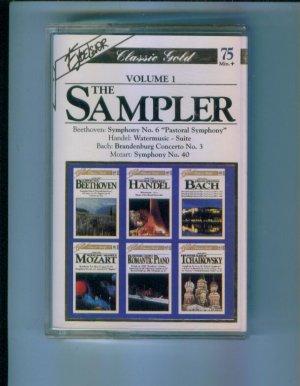 Excelsior Classic Gold The Sampler Volume 1 Vol One Cassette