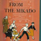 Gift From the Mikado Vintage Children's Book Hardcover Elizabeth P Fleming