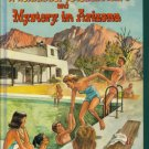 Vintage Trixie Beldon and The Mystery in Arizona 1958 Hardcover Julie Campbell location41