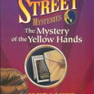The Baker Street Mysteries The Mystery of the Yellow Hands Jake & Luke Thoene Chapter Book PB