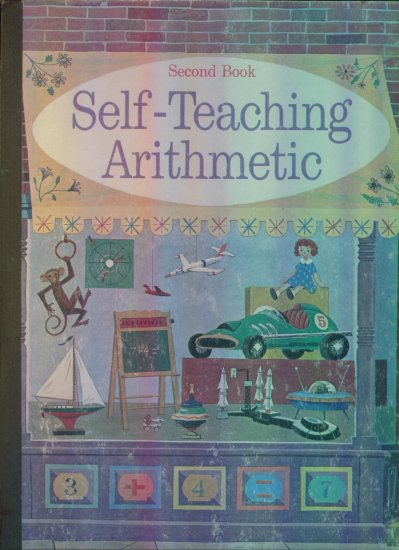 Self Teaching Arithmetic Second Book 1962 Hardcover location41