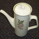 Taylor Smith & Taylor Taylorstone Concord Coffee Pot with Lid 1968 China Dinnerware