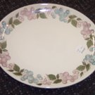 Taylor Smith & Taylor Taylorstone Concord Oval Vegetable Serving Platter 1968 China Dinnerware