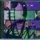4HIM ~ The Ride ~ Benson Music Group ~ Inspirational Music CD Christian