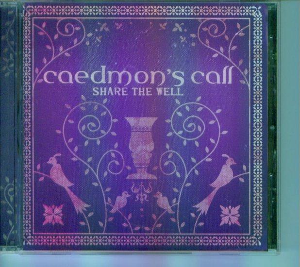 CAEDMOM'S CALL ~ Share The Well ~ Inspirational Music CD