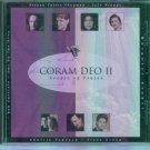 CORAM DEO II ~ People of Praise ~ Inspirational Music CD Christian