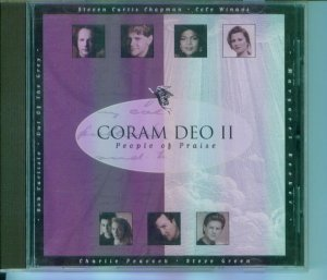 CORAM DEO II ~ People of Praise ~ Inspirational Music CD Christian